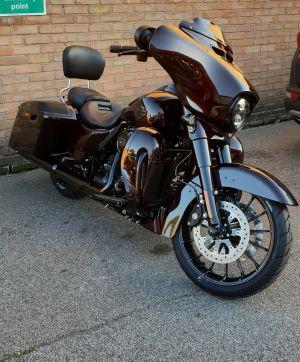 A2B's Harley-Davidson CVO Street Glide